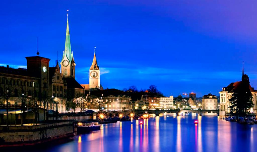 Fintech Hub Zurich