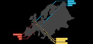 Insurtech Europe Map