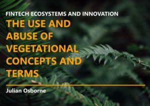 Fintech Ecosystem Terms